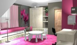 Pokój księżniczki