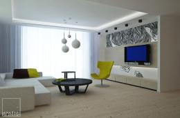 apartament cytrynowy