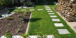 Ogrody przydomowe.