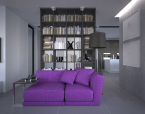 purple silence