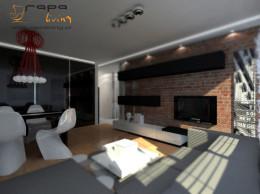 Mieszkanie o niedużym metrażu