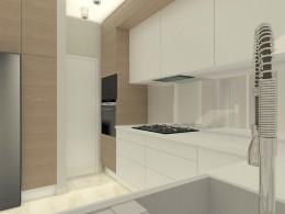 projekt szpitalna płock kuchnia- koncepcja