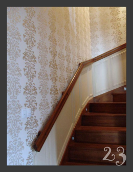 schody w beżach