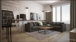 Mieszkanie 40m² Wola