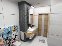 łazienka nastolatki Warszawa