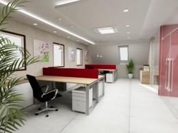 nowoczesne biuro Tymbark