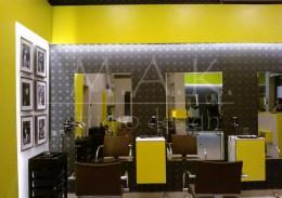 Realizacja salonu fryzjerskiego - Dąbrowa Górnicza