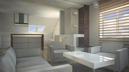 aranżacja apartamentu - Sarbinowo