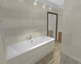 Projekty łazieneki - inspiracje