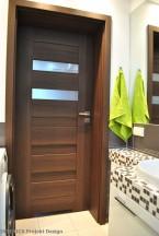 Łazienka w soczystej zieleni