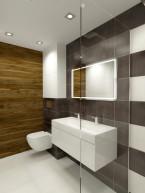 Łazienka na Złotnikach