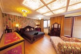 Wilanów orientalna sypialnia