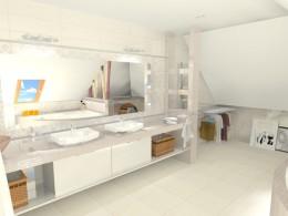 projekt łazienki Wisła