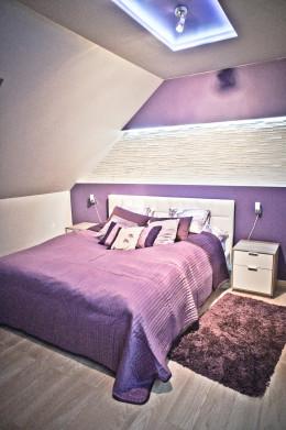 realizacja projektu sypialni w Sosnowcu