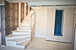 realizacja projektu klatki schodowej
