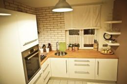 realizacja projektu kuchni z IKEI w Jastrzębiu - Zdroju