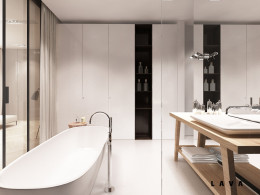mile widziana prostota: łazienka