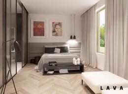 mile widziana prostota: sypialnia