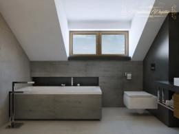 Łazienka w Stanowicach