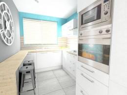 projekt kuchni Gliwice