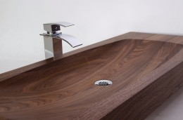 Umywalka drewniana Parma