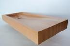 Umywalka drewniana Bergamo