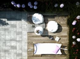Ogród na dachu. Warszawa