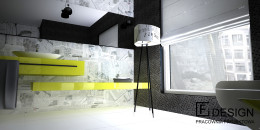 Łazienka dla kawalera