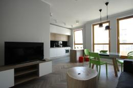 Mieszkanie ze skandynawskim zacięciem