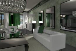 Apartament hotelowy