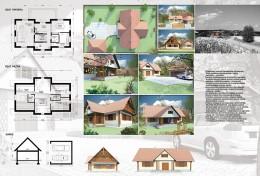 Projekt architektoniczny i zagospodarowanie działki