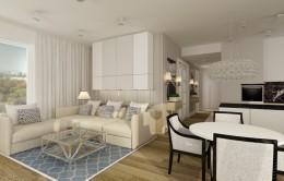 apartament na pięknej