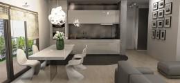 Projekt mieszkania na Warszawskim Wilanowie