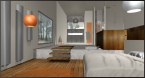 Salon kąpielowy z sypialnią