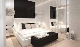 Sypialnia Glam