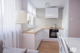 Mieszkanie ul. Śliczna- kuchnia