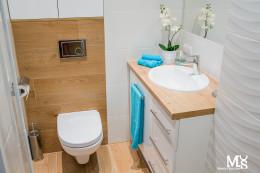 Mieszkanie ul. Śliczna - łazienka