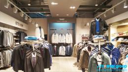 Projekt sklepu outletowego w Fashion House w Sosnowcu
