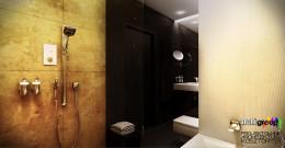 Projekt łazienki w mieszkaniu