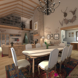 Wizualizacje dom