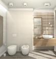 dom letniskowy / łazienka