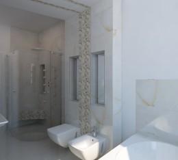 Łazienka z onyksem