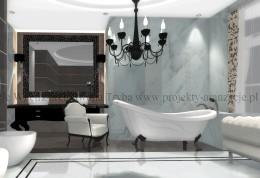 łazienka w stylu glamour 7