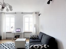 kamienica black & white