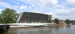 Budynek Apartamentowy na Wyspie Pomorskiej we Wrocławiu