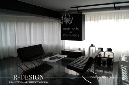 Showroom Marmorin by Eva Minge