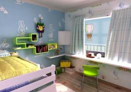Rolety okienne, fotorolety do pokoju dziecka