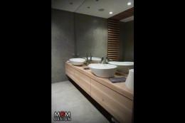 Łazienka według upodobań i koncepcji właścicieli