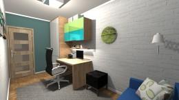 Pokoje w małym M-gabinecik