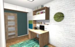 Pokój w małym M-gabinecik